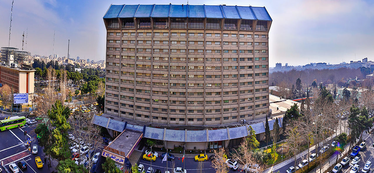 Laleh International Hotels in Iran